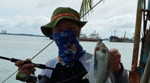 週末は南国セブで海釣り≪H・T≫